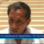 Alcalde de Magdalena de Cao no fué considerado en transferencia, por transfondo político