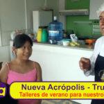 Nueva Acrópolis ofrece talleres de verano para nuestros hijos