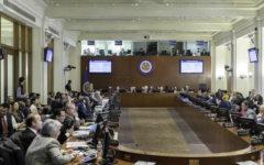OEA aprueba resolución para cancelar elecciones en Venezuela