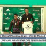 Open Internacional de Jiu Jitsu en Trujillo