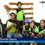 Escuela patinaje Jockey Club