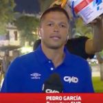 """Pedro Eloy a Daniel Peredo: """"Tu voz va a quedar en los archivos"""""""
