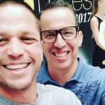 Pedro Eloy le dedicó conmovedor mensaje a Daniel Peredo en Instagram