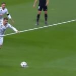 Cristiano Ronaldo y el gol de penal para el empate al PSG