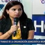 Plan de trabajo de la Organización Democrática Mundial