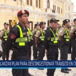 Chiclayo: Lanzan plan para descongestionar tránsito en Chiclayo