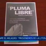 """INPE El Milagro: """"Prisioneros de la literatura"""""""