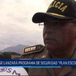 """Chiclayo: Se lanzara programa de seguridad """"plan escolar 2018"""""""