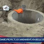 Piura: Millonario proyecto de saneamiento corre el riesgo de paralizarse