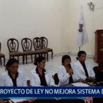 Piura: Proyectos de ley no van a mejorar sistema de salud