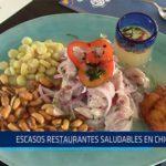 Chiclayo: Escasos restaurants saludables en Chiclayo