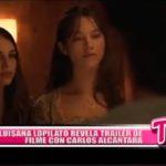 Internacional: Luisana Lopilato revela tráiler de filme con Carlos Alcántara