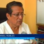Robles vuelve a criticar a su compañero Elías Rodríguez