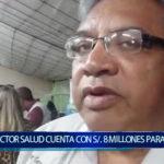 Piura: Sector salud cuenta con 8 millones de soles para trabajos contra el dengue