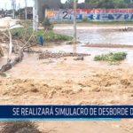 Chiclayo: Se realizara simulacro de desborde de ríos