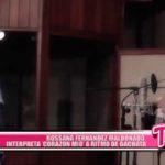 "Nacional: Rossana Fernández Maldonado interpreta ""Corazon Mio"" a ritmo de bachata"
