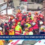 Taiwán: Buscan más sobrevivientes tras sismo que dejó 10 muertos