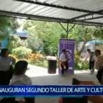 """Piura: Clausuran """"Segundo Taller de Arte y Cultura 2018"""""""