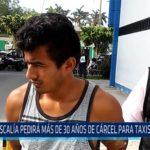 Chiclayo: Fiscalía pedirá más de 30 años de cárcel para taxista violador