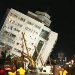 Taiwan: Aumenta a 7 los fallecidos y 51 desaparecidos tras terremoto en Hualien