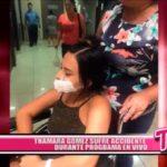 Nacional: Thamara Gómez sufrió un accidente mientras bailaba con sus compañeras de grupo
