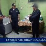 """Piura: Cayeron """"Los Totas"""""""