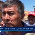 Trujillo: Inician trámites para ciudad satélite en Coscomba