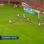 Alianza  Lima derrotó a Universitario por 3 a 1