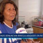 Vecinos denuncian irregularidades en residencial