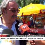 Autoridad sudamericana realizó visita solicitada