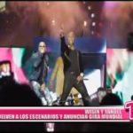 Internacional: Wisin y Yandel vuelven a los escenarios y anuncian gira mundial