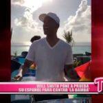 """Internacional: Will Smith pone a prueba su español para cantar """"La Bamba"""""""