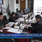 Chiclayo : Buscan luchar contra la corrupción