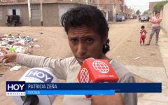 Chiclayo : Vecinos del pueblo joven Víctor Raúl se sienten olvidados