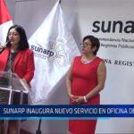 Chiclayo: SUNARP inaugura nuevo servicio en oficina de Chepén
