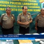 Chiclayo: Incautan ocho kilos de droga en dos viviendas en Ferreñafe