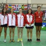 Perú gana medalla en Trinidad y Tobago