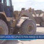 Chiclayo : Modificarán presupuesto para manejo de residuos en JLO
