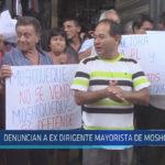 Chiclayo : Denuncia a ex dirigente del mercado moshoqueque