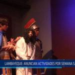 Chiclayo : Anuncian programación de semana santa
