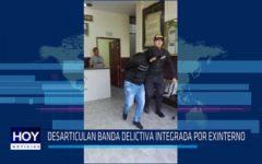 Chiclayo : Desarticularon la banda delictiva ´Los Terribles de San Antonio´