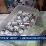 Chiclayo: Hospitales las mercedes cuenta con vacunas contra el sarampión