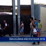 Piura: Inauguración del año escolar 2018