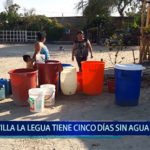 Piura: La Legua tiene 5 días sin agua potable