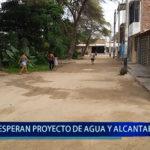 Piura: Esperan proyecto de agua y alcantarillado