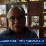 Piura: Alcaldes de la región pedirán audiencia con Pdte. Vizcarra