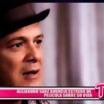 Internacional: Alejandro Sanz anuncia estreno de pelicula sobre su vida