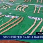 Piura: Concurso por el Día de La Algarrobina en Sullana
