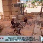 Assassin's Creed Origins estrena modo discovery tour del antiguo Egipto