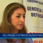 GRLL Apoyará a victimas de violencia familiar
